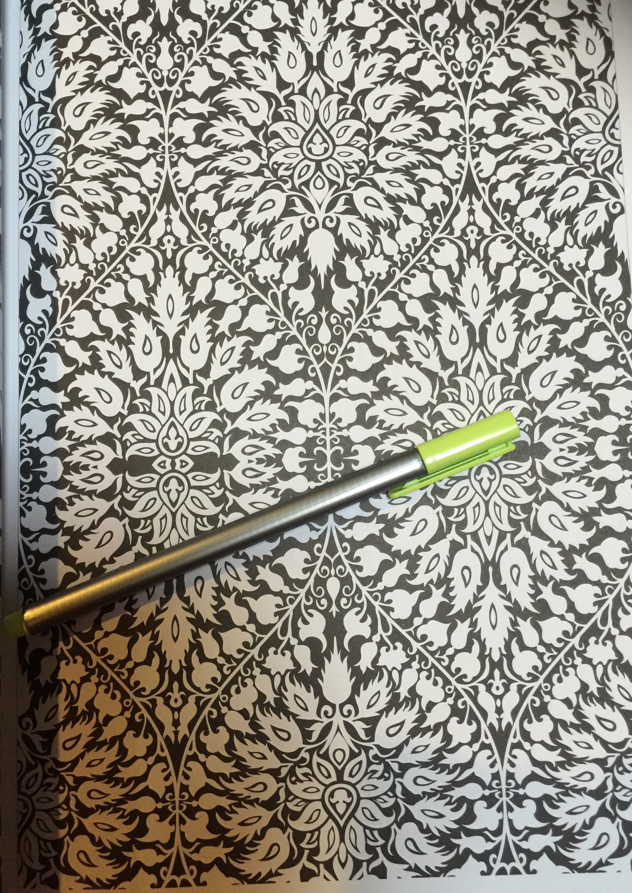 The gorgeous coloring book for grown ups - Health