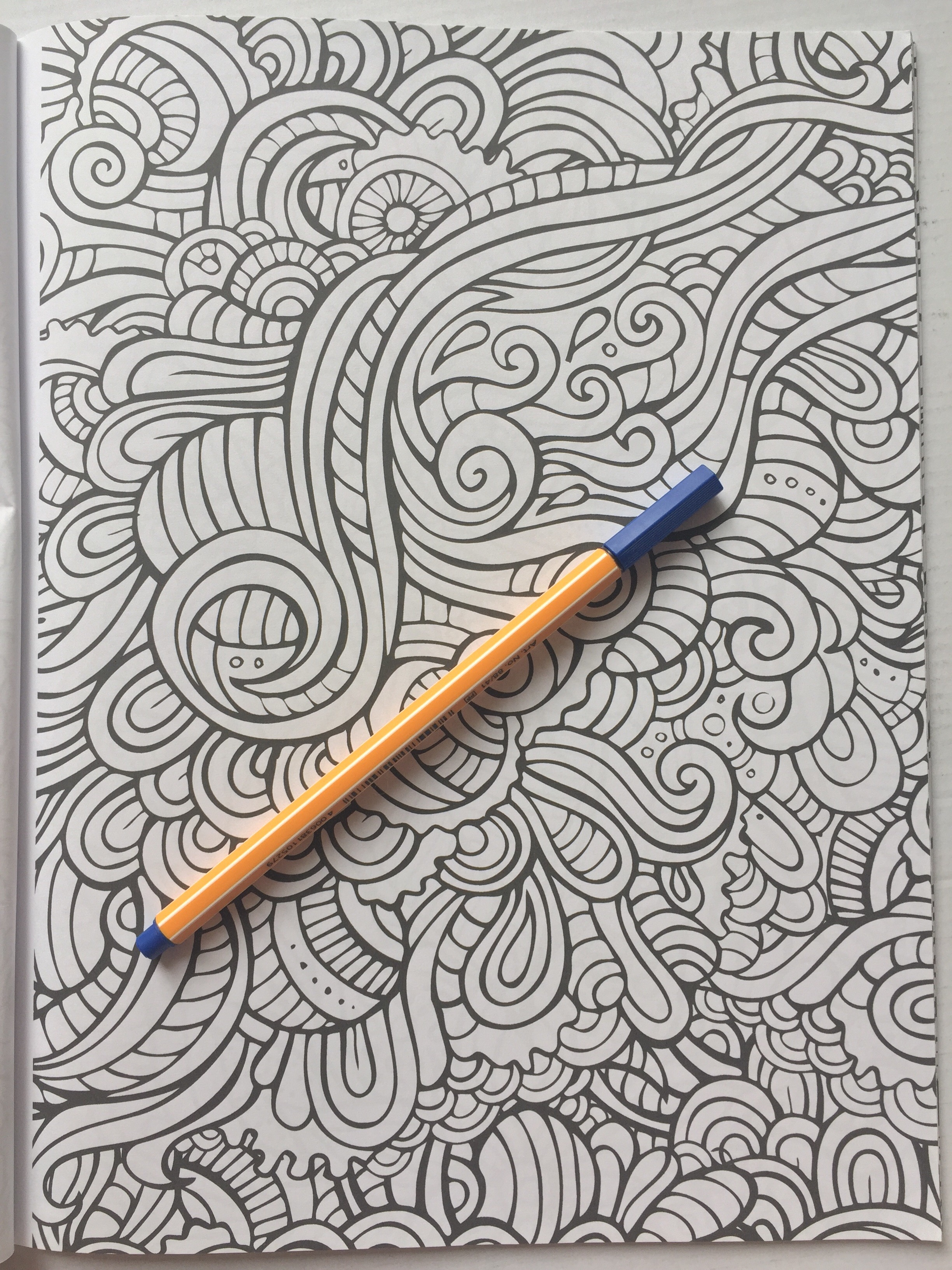 Posh coloring book soothing designs for fun and relaxation - Adult Colouring Coloring Art Therapy Patterns Coloring Mandala Stess Relief Coloring Book Colouring Book Reviews Pencils