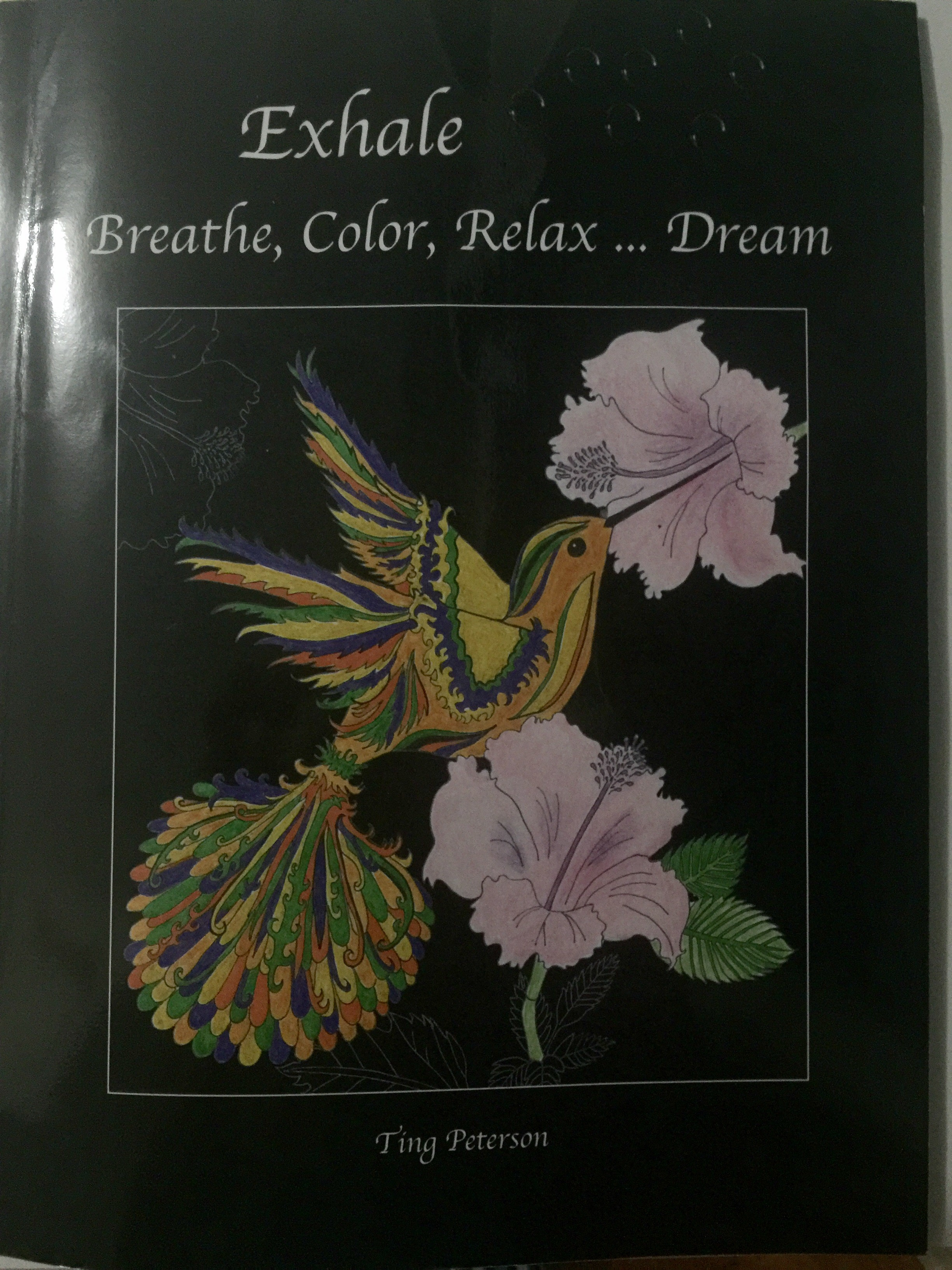 adult colouring coloring colored stress relief art therapy nature coloring book review