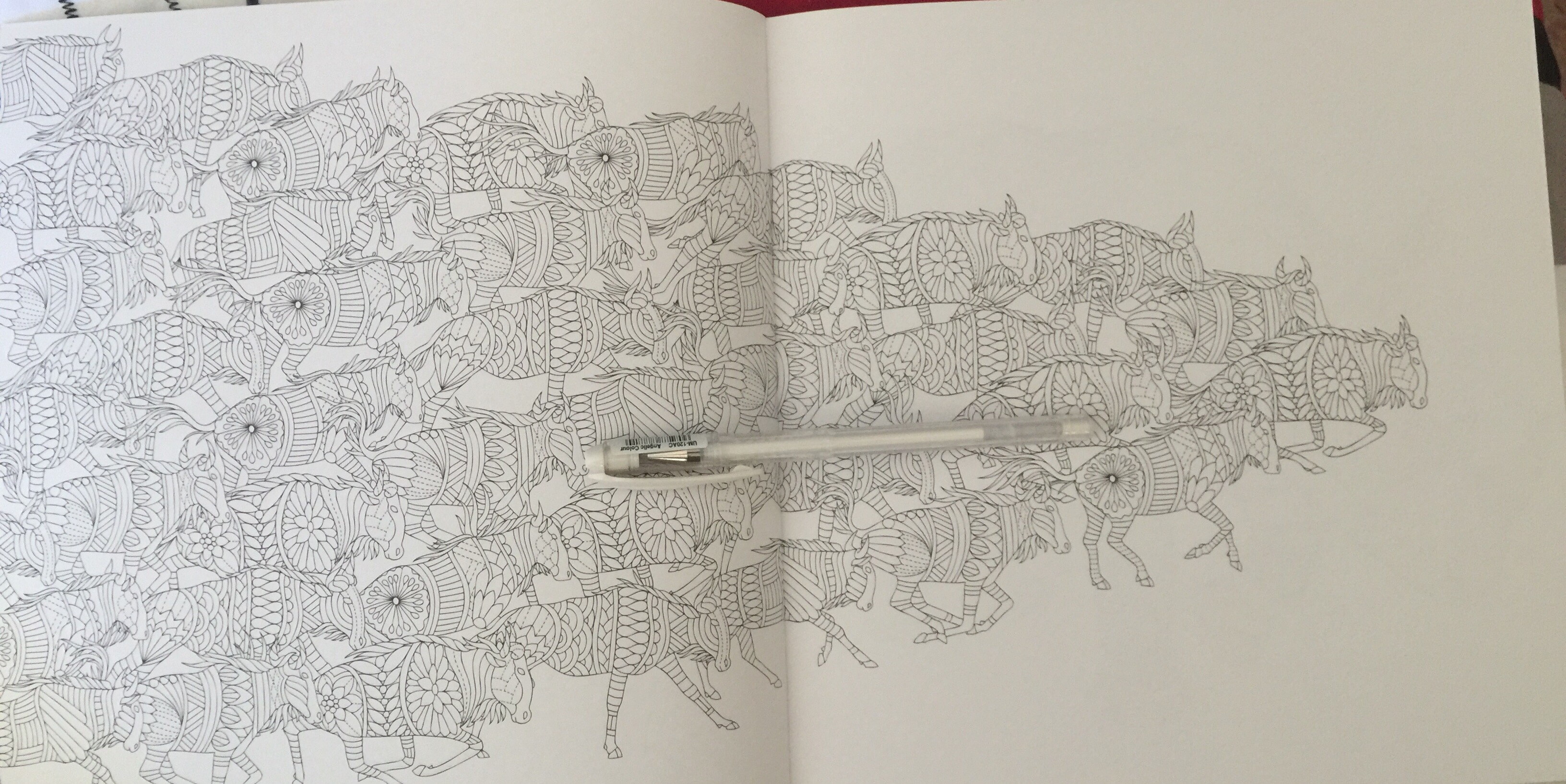 adult colouring book reviews coloring millie marotta wild savannah stress relief art therapy pencils markers