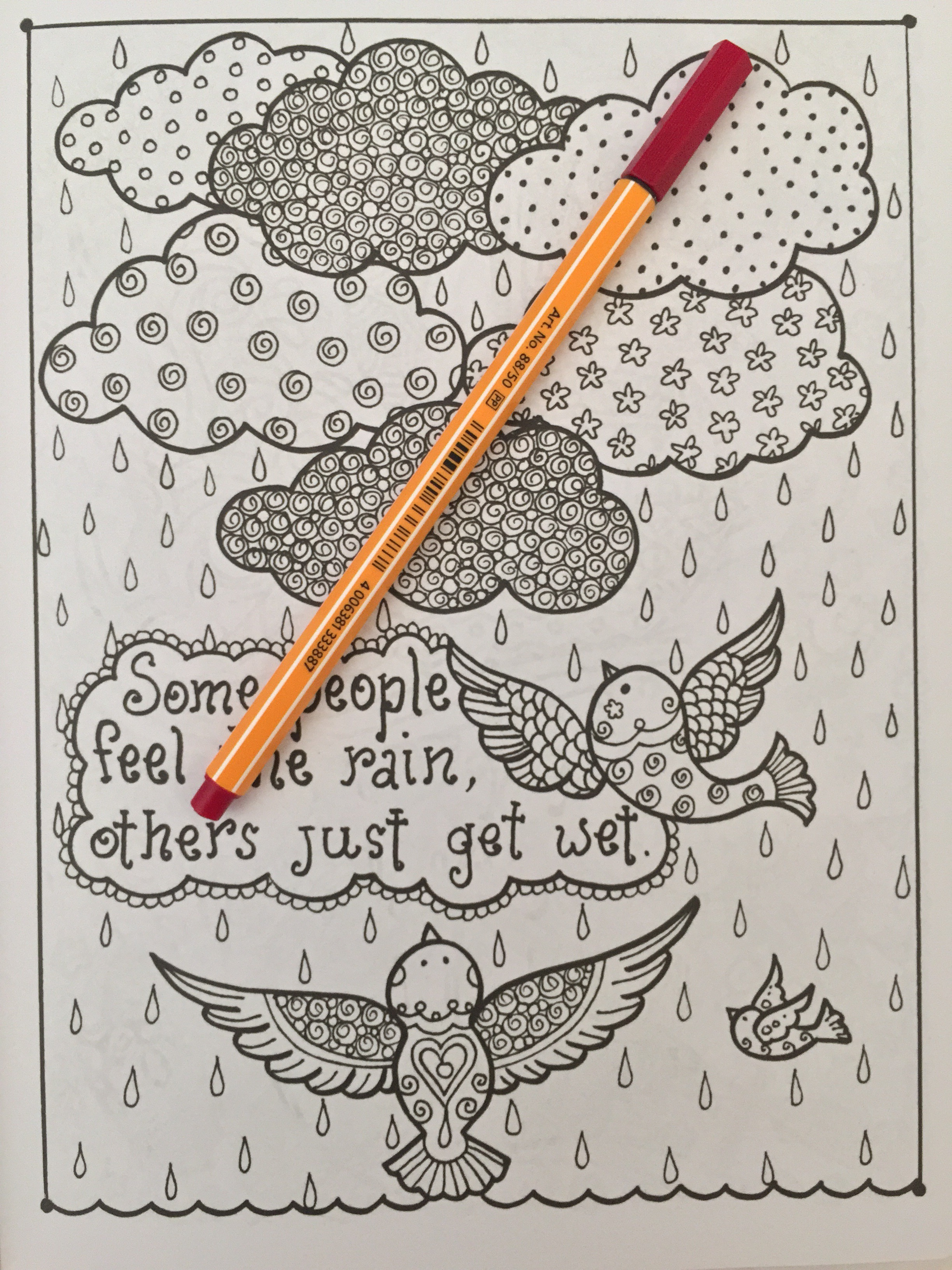 Colouring pencils for adults reviews - Coloring Inspirational Quotes Adult Colouring Therapy Stress Relief Art Therapy Managament Colour Color Pencils Reviews Books