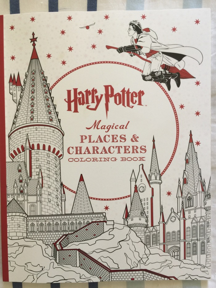 Harry Potter Magical Places andCharacters