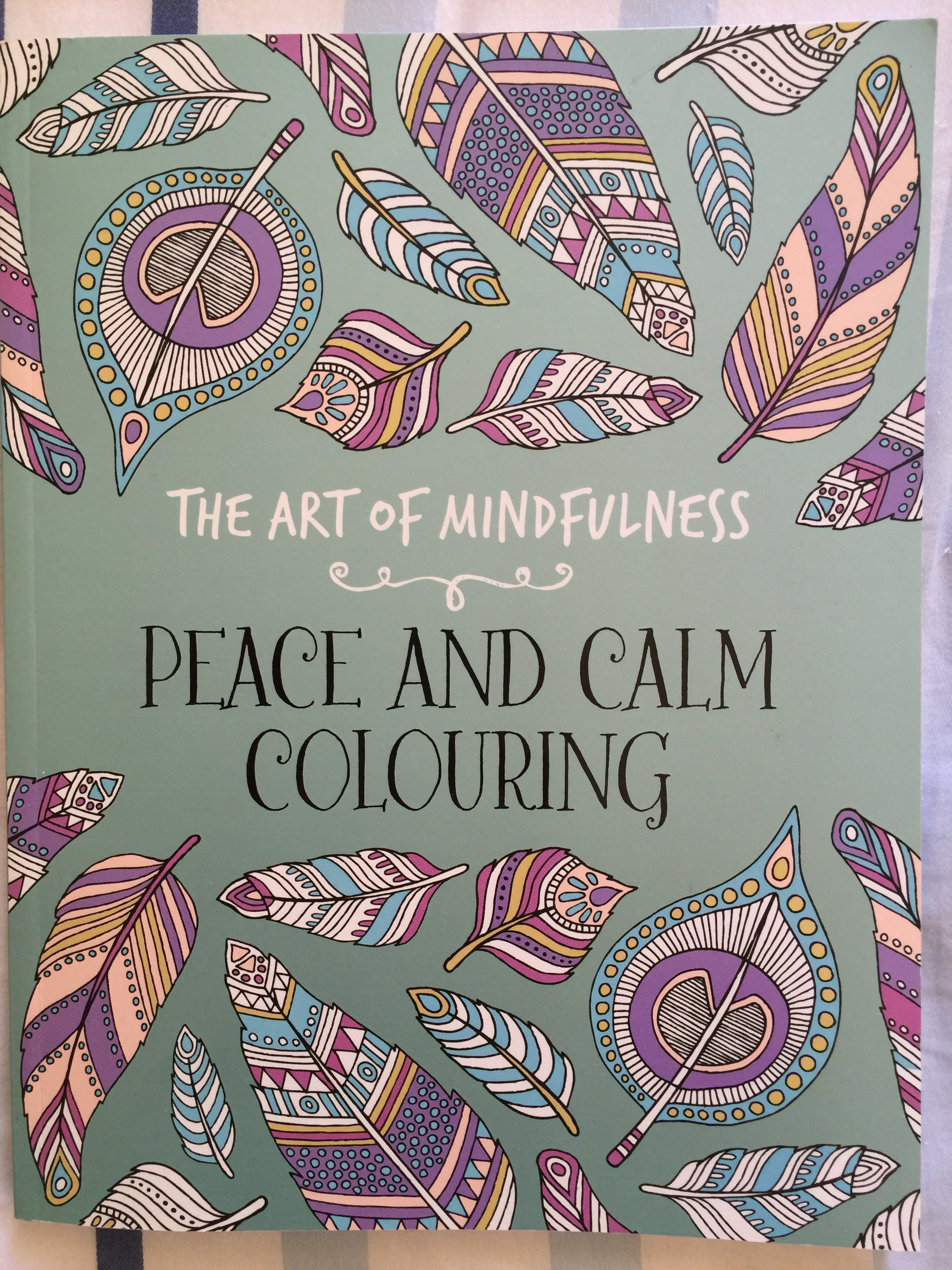 Art therapy coloring book michael omara - Color Colouring Adult Relaxing Art Therapy Pencils Coloring Stress Relief Completed Calming Patterns Cover Book