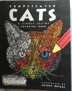 color fantasy finished Coloring cats reviews animals colouring pictures adult relaxing art therapy pencils coloring stress relief completed calming patterns colour