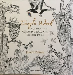 color fantasy finished Coloring nature magic reviews animals colouring woodland pictures adult relaxing art therapy pencils coloring stress relief completed calming patterns colour