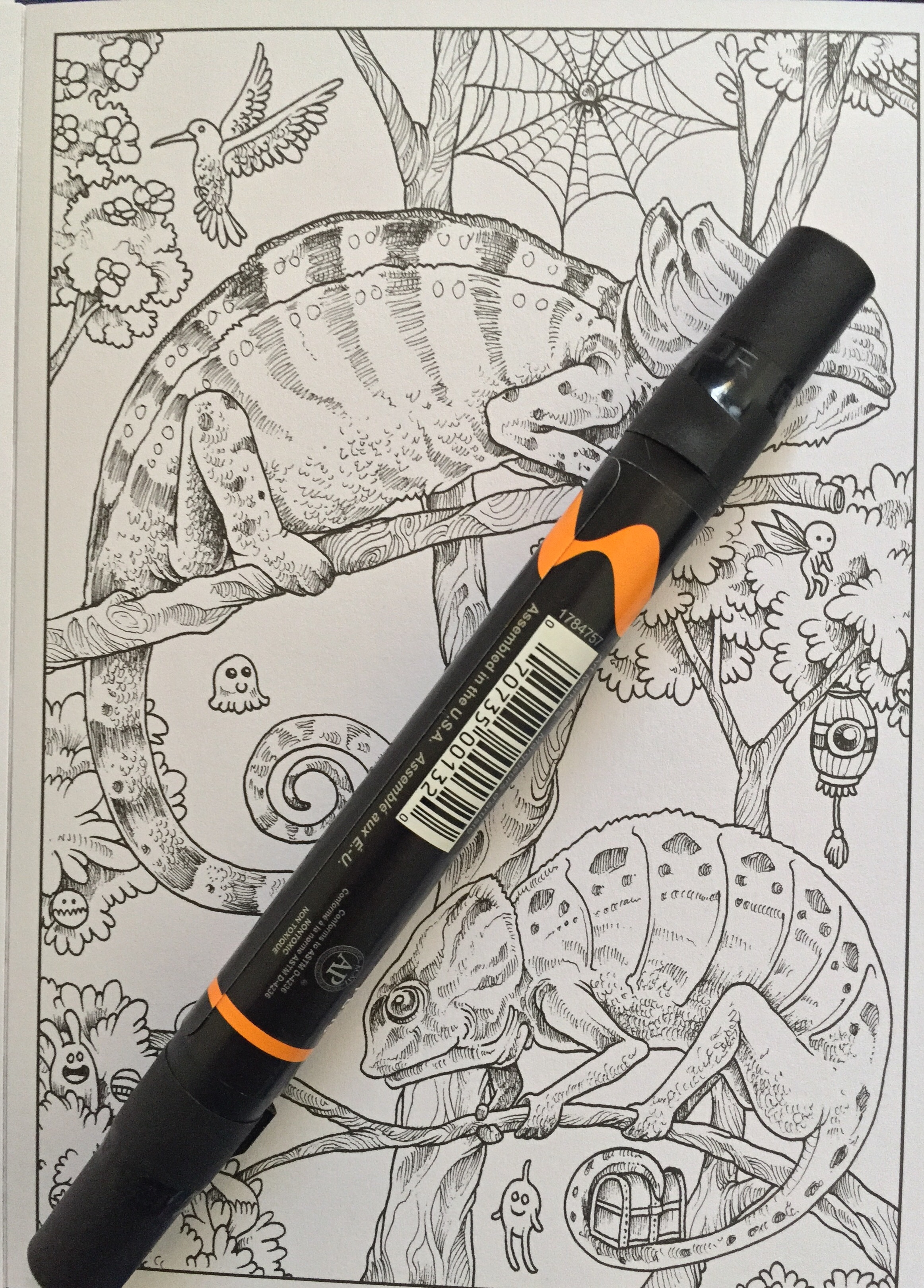 Colouring pencils for adults reviews - Adult Color Fantasy Chalks Mandalas Pencils Finished Quotes Coloring Pastels Nature Water Based Markers Magic Reviews