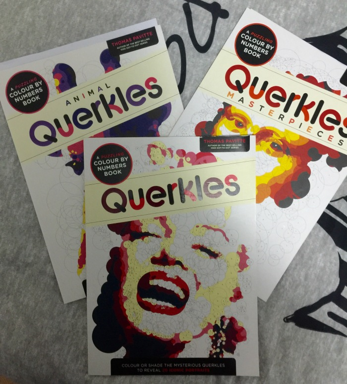 Querkles Books