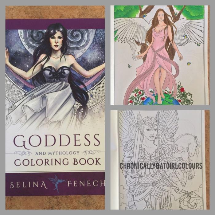 Goddesses And Mythology