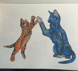 Stress Relieving Cats Coloring Book Katy Lipscomb