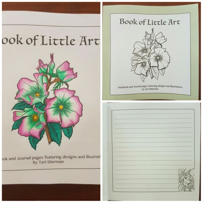 Book Of Little Art